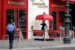 Fotoserie Marilyn Monroe blieb gelassen_Feueralarm bei Madame Tussauds Berlin