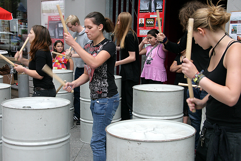 performance group Bando Stahl und Walzwerk