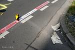 Rollerfahrer Unfall Prinzenallee(12)