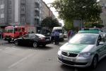 Rollerfahrer Unfall Prinzenallee(4)
