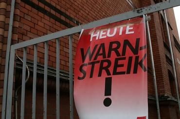 Lehrerwarnstreik in Berlin