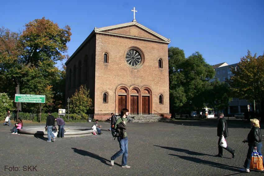 Kirche im Kiez macht sich auf den Weg