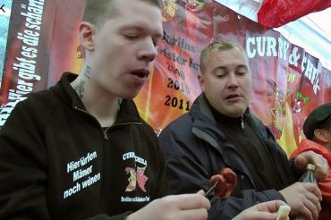 SCHÄRFEWETTESSEN 2013 Curry & CHILI