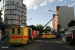 Brand in der Koloniestraße in wedding (2)