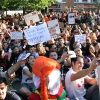 DIREN GEZI PARKI - OCCUPY ISTANBUL - Demo in Berlin besetzt Kottbusser Tor