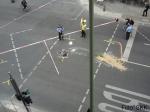 lastwagen erfasst radfahrerin kochstraße ecke friedrichstrasse