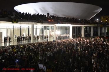 Proteste in Brazilien (1)