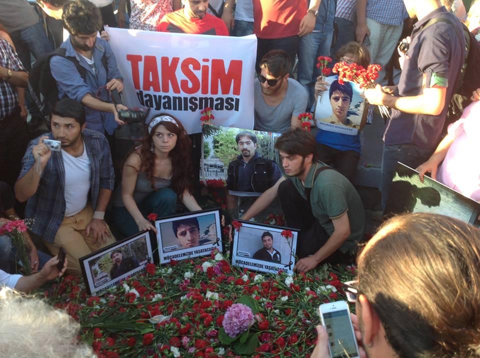 türkei 22jun istanbul ankara proteste trauer um die toten der proteste
