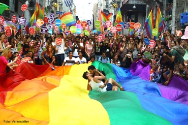 21 pride woche in istanbul