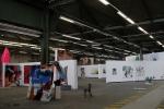 Nachschlag - KunststudentInnen der UdK und der Kunsthochschule Weißensee Pankehallen20
