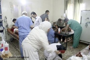 medico bittet um spenden für syrien