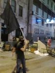 Protest in der Türkei gegen Sperrung des Taksim Platzes eskaliert