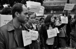 Fotograf Yusuf Beyazit zum Tod von Ahmet Atakan Protest in Berlin