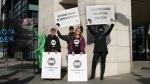 NSA Protest vor dem willy brandt haus berlin (25)