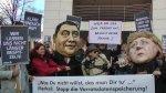 NSA Protest vor dem willy brandt haus berlin (12)