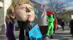 NSA Protest vor dem willy brandt haus berlin (7)