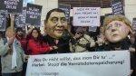 NSA Protest vor dem willy brandt haus berlin (9)