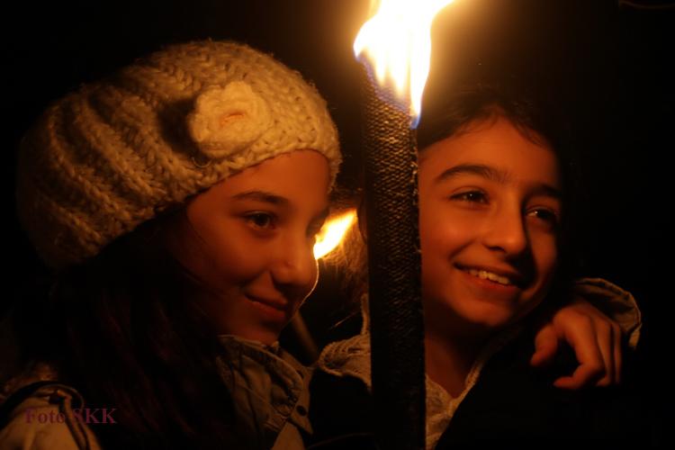 Lichterfest an der Panke 2013