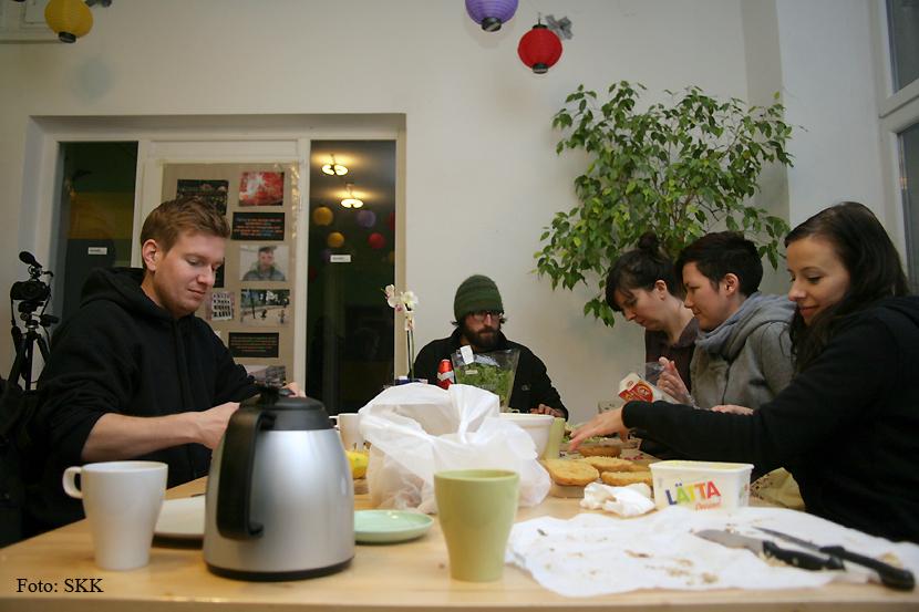 Weihnachtstour Berliner Obdachlosenhilfe