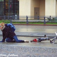 Vorsicht Blitzeis in Berlin