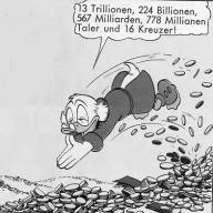 Erdogans Hechtsprung in den Geldspeicher