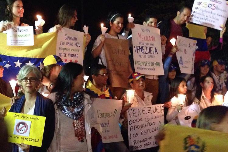 Mexico Solidarität-sos-venezuela