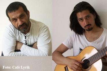 Stepan Gantralyan und Mauricio Almanzor in der Nachbarschaftsetage