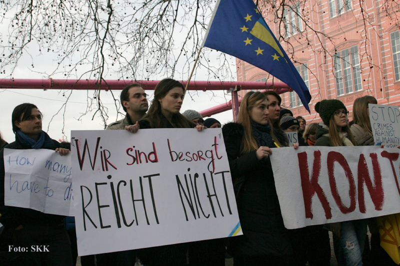 Ukraine Protest in Berlin (4)