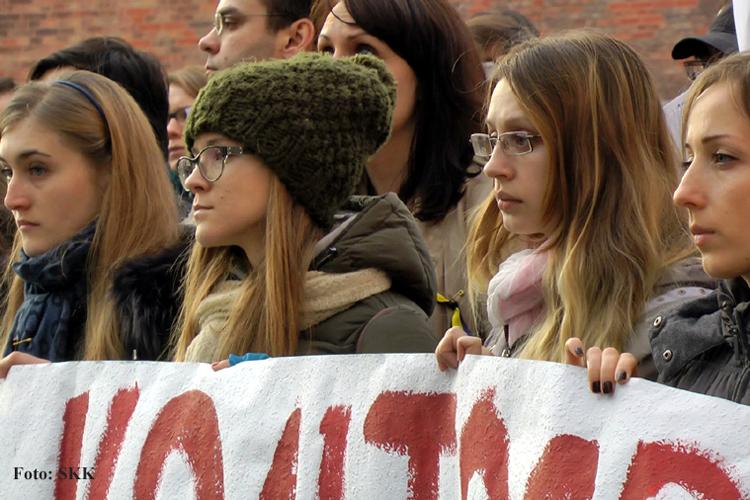 Ukraine Protest in Berlin (6)
