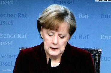 Angela Merkel Eurorat Sanktionen Krim Ukraine