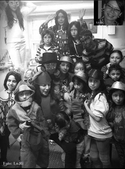 Hilfe für Refugees foto Lo Ri 2