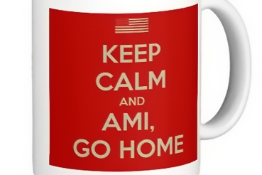 keep calm ami go home putin interkontinentalrakete 2