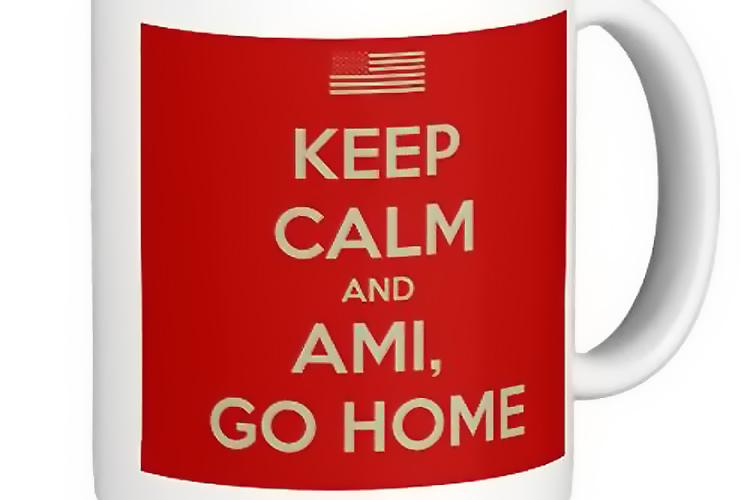 keep calm ami go home putin interkontinentalrakete 2