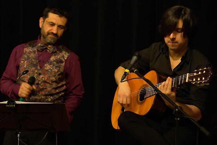 Liebesreisen mit Stepan Gantralyan und Mauricio Almanzor