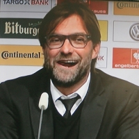 Pressekonferenz vor dem Pokalendspiel Dortmund-Bayern in Berlin