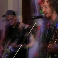 Jimi #Weissleder  spielten in der Golden Lounge (Freigeist)