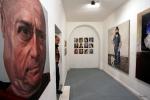 face to face - 10 Jahre Projektraum Prima Center Berlin bert gossi, genia chef, Jovan balov, Kurator: rolf Külz-mackenzie 2