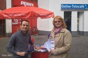 SPD diskutiert in der Kolonistraße öffentlich über Volksentscheid Tempelhofer Feld