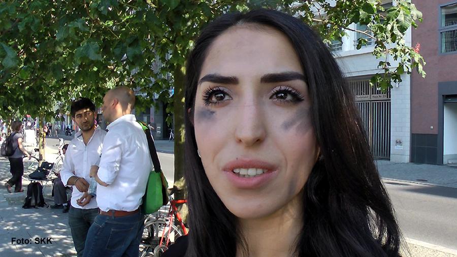 Susana Abdulmajid zentrum politische schönheit 1aus100