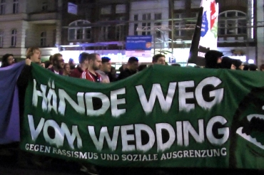 Walpurgisnacht Berlin Wedding 2014