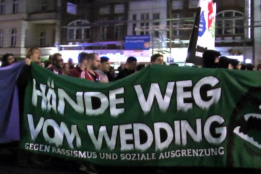 Walpurgisnacht Berlin Wedding 2014
