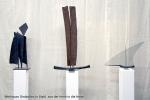 Josef Vilser - Werkraum Gedanken in Stahl - aus der Ferne in die Ferne