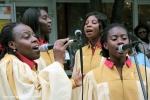 Chor Kirche Jesus Wunderernte (3)