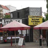 Imbiss Weisse Bude feiert 20 jähriges