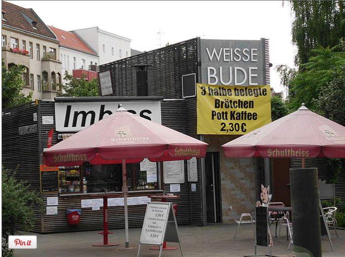 imbiss weisse Bude feiert 20 jähriges Jubiläum