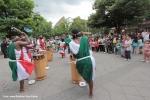 Ingoma Trommelgruppe bei Besuch Thomas de Maizière Soldiner Kiez Berlin Wedding (1)