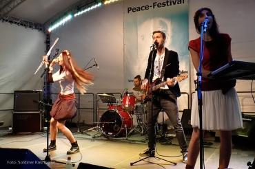 AtmAsfera live in Berlin at Peace Festival 2014 (2)