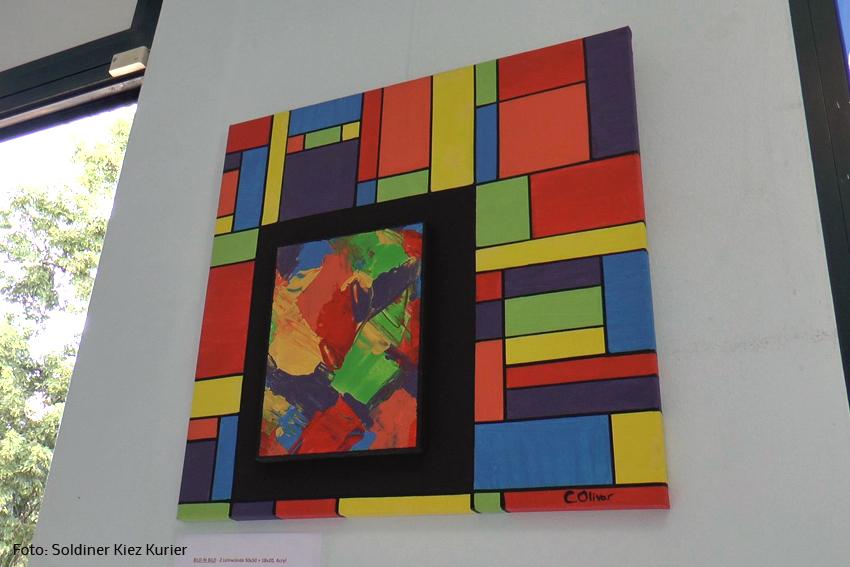 Carmen Olivar Ausstellung buntes ich  (1)