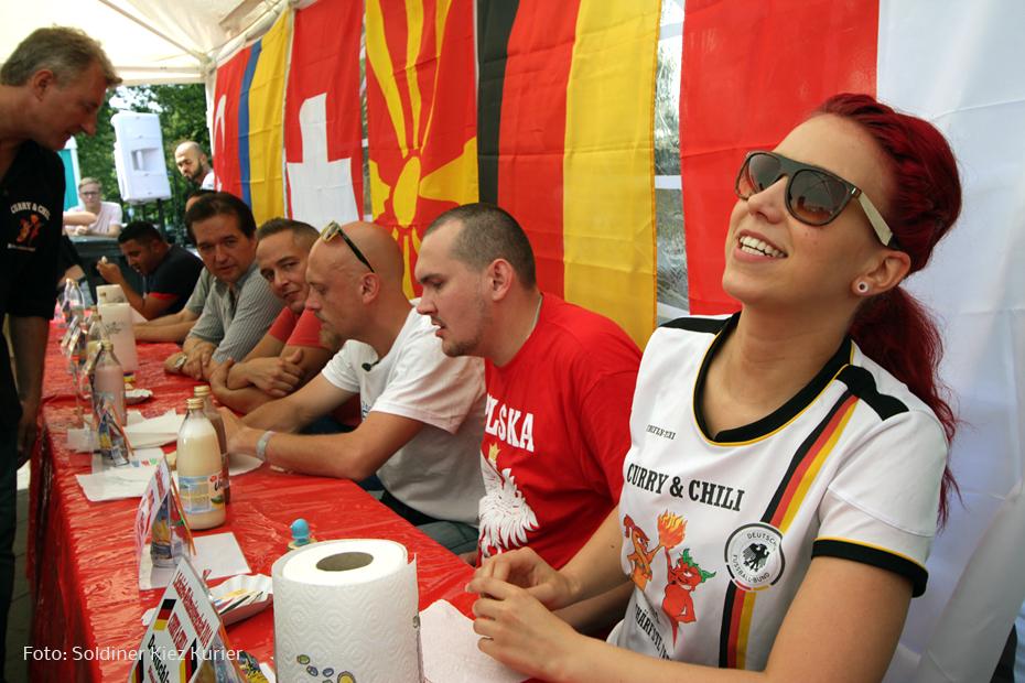 erste deutsche schärfeweltmeisterschaft curri chili Berlin Soldiner kiez (9)