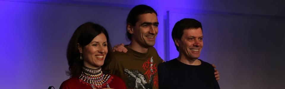 Elena Mironova Gesang und Artur Stoll Gitarre #PankeParcours #Kulturfestival-#weddingmoabit Projekt #Kiezklang